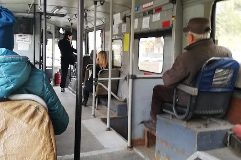 жалоба на автобус 1