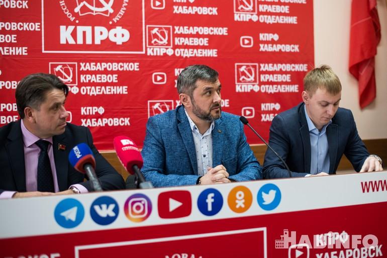Выехать на «северах»: хабаровские коммунисты грезят о победе на выборах