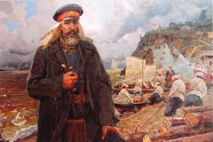 Берег Якова Дьяченко. Третий отец Хабаровска