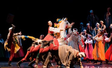 Творческий прорыв или демонические танцы: о странном юбилее ансамбля «Дальний Восток»