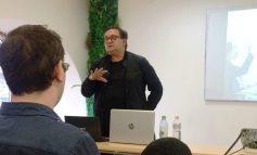 Бизнес-тренер Александр Боцура с философским подходом к своему опыту и к бизнесу, как к мечте