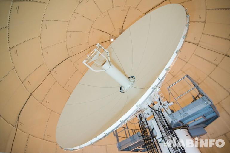спутниковая антенна 5