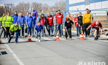 Спортивными соревнованиями отметил филиал «Балтика-Хабаровск» свой 16-й день рождения