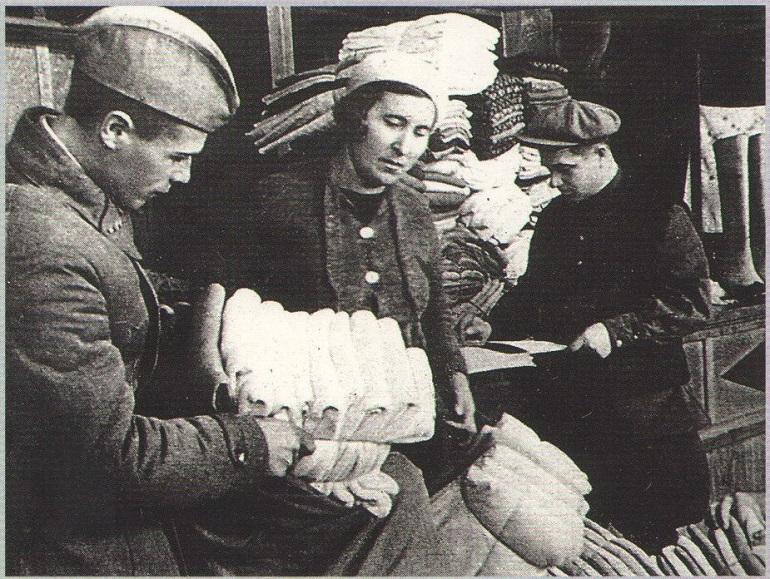 хабаровск в годы войны 3