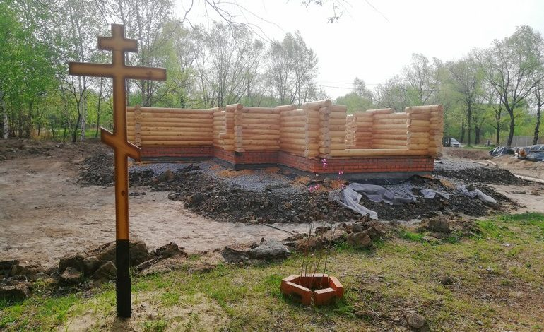 Храм на озере «Рица» построят на деньги хабаровчан