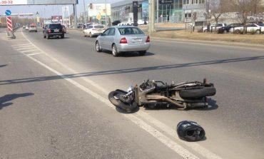 Мото-ДТП: как байкеру и автомобилисту поделить дорогу
