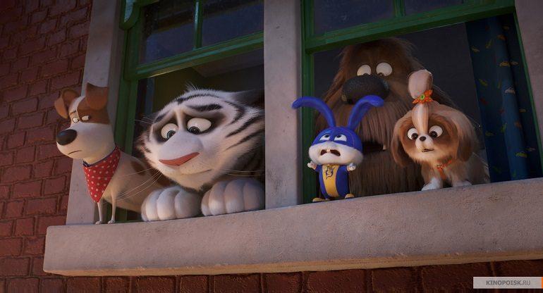 «Тайная жизнь домашних животных 2» и ещё четыре ближайшие 3D премьеры