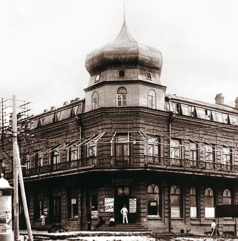 доходный дом гржибовского хабаровск 3