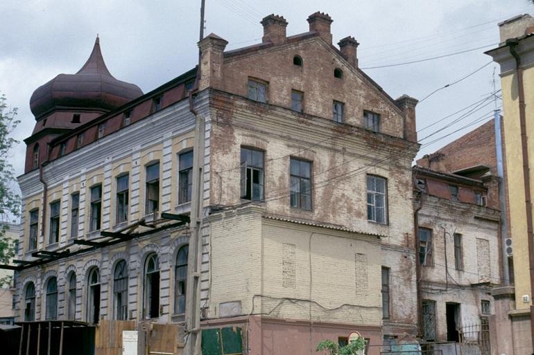 доходный дом гржибовского хабаровск 2