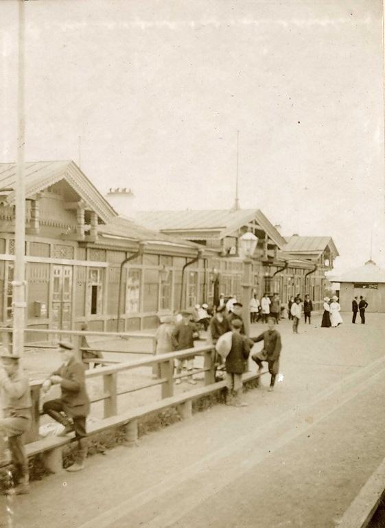 уссурийская железная дорога 1