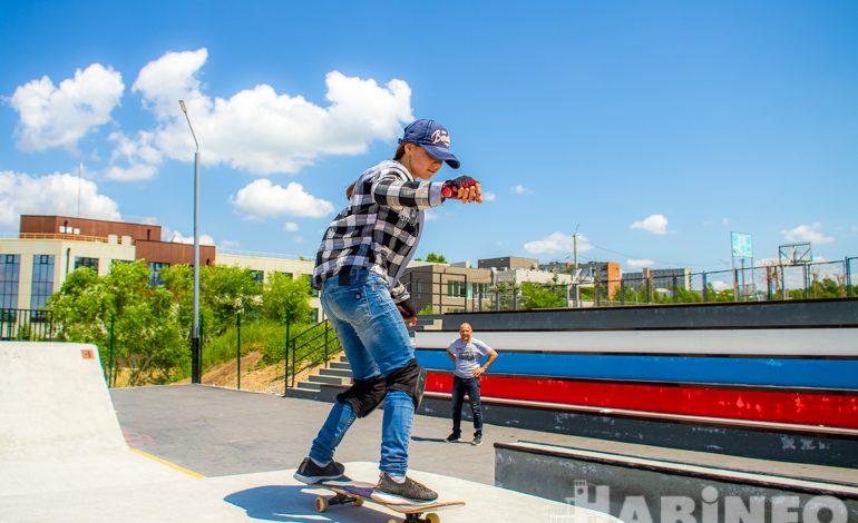 «Нам не нужен асфальт»: хабаровские скейтеры недовольны подарком
