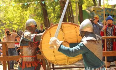 Дальневосточные рыцари показали своё мастерство на турнире «Меч Востока 2019»
