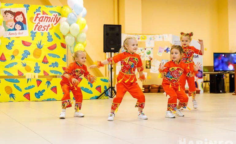 Спорт и здоровый образ жизни: фестиваль «Family Fest» в Хабаровске