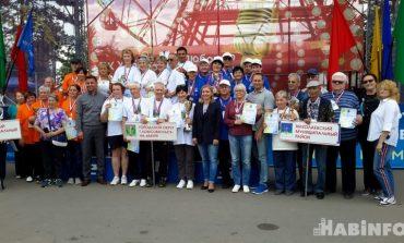 Бабушки на старте: пенсионеры Хабаровского края показали класс на спартакиаде