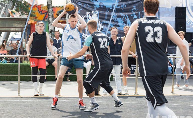 Щит и мяч: баскетбольный event по-хабаровски