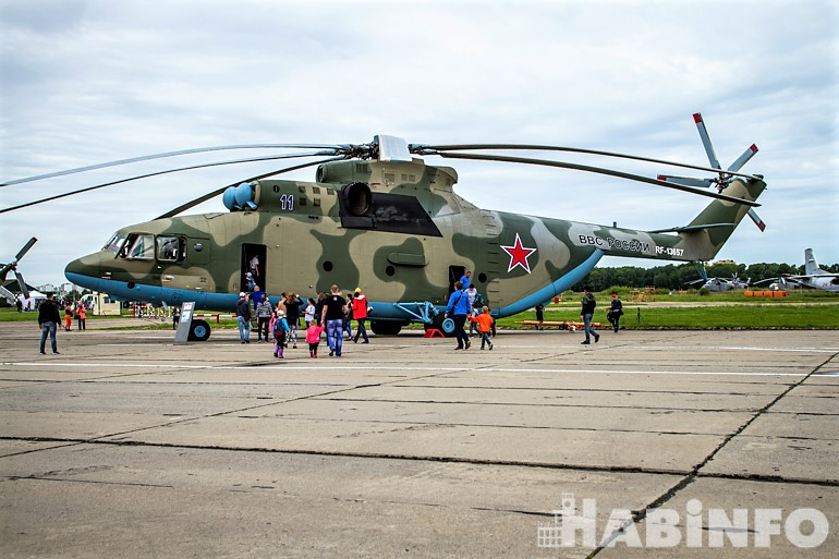 армия 2019 хабаровск 82