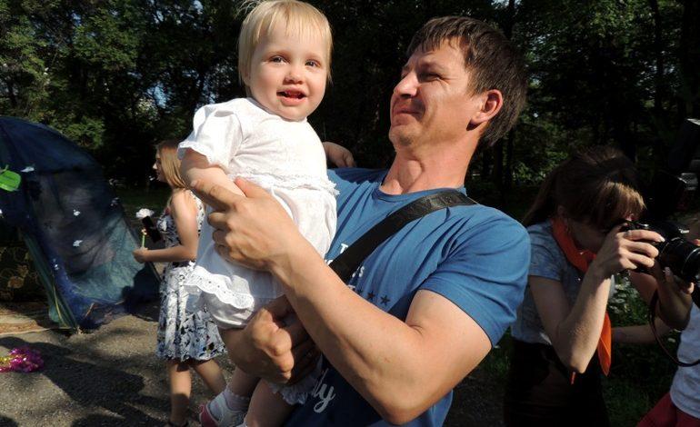 Арам-зам-зам для детей и взрослых: День семьи, любви и верности отпраздновали в Хабаровске