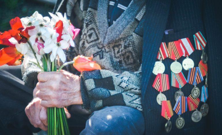 Память о Победе, увековеченная в цветах