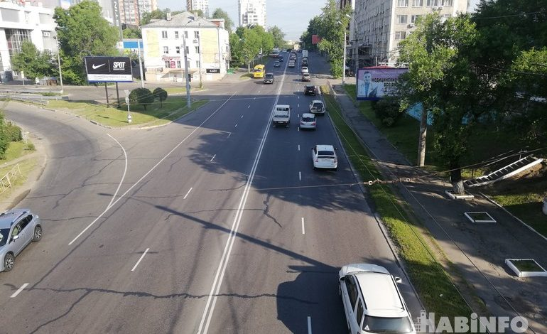 Невидимые «зебры»: куда исчезает разметка с хабаровских улиц