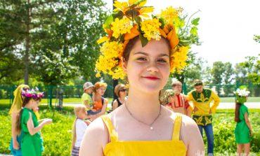 «Аграфена Купальница»: праздник лета в сквере имени Горького