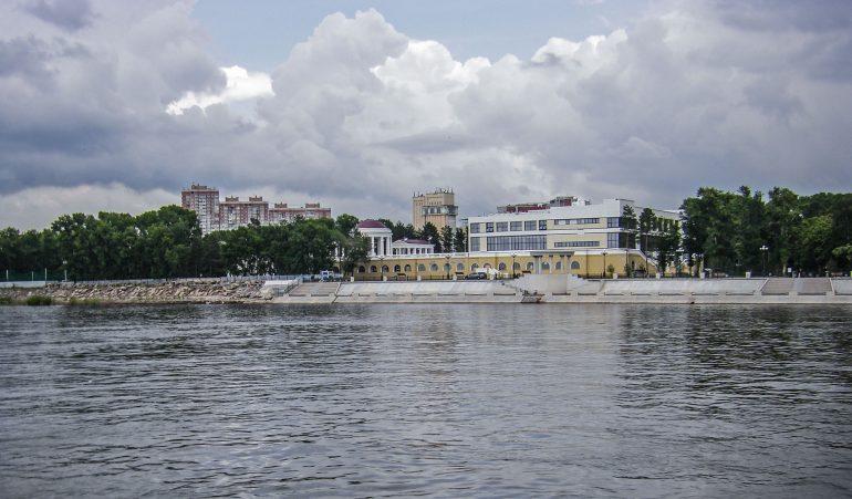 Не дадим реку в обиду: президент страны внёс Амур в нацпроект по экологии