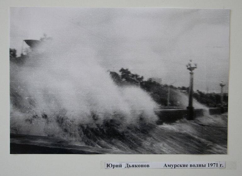 наводнения на амуре