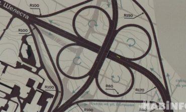 В Хабаровске планируют построить развязку на пересечении улиц Большая – Воронежское шоссе – Шелеста