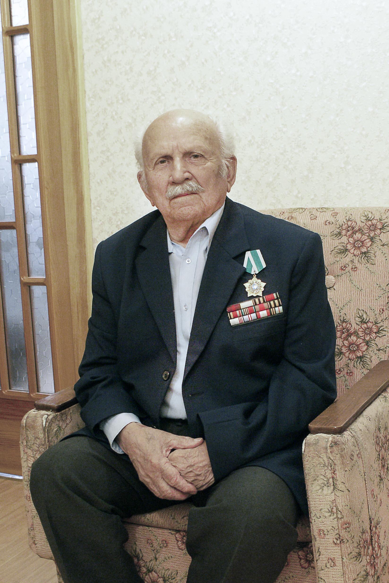 ветеран великой войны