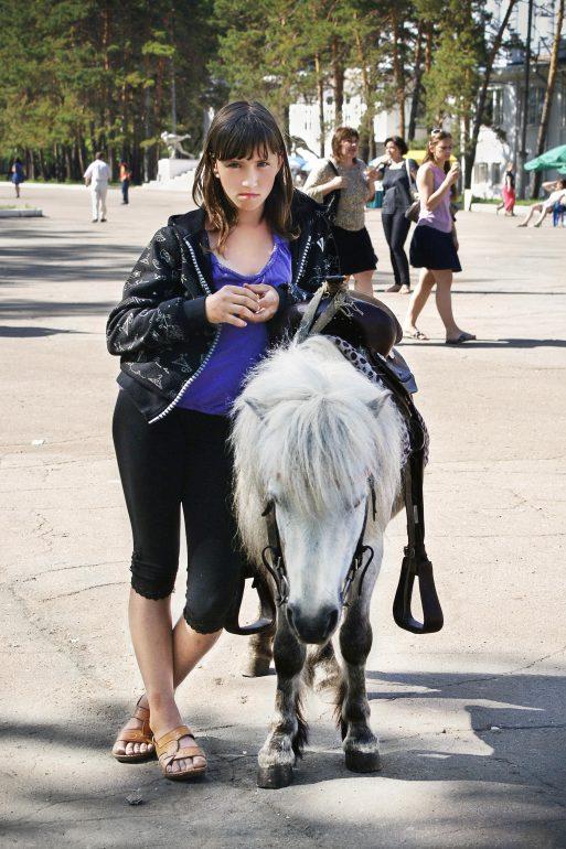 Катание на лошадях в Хабаровске – противозаконно