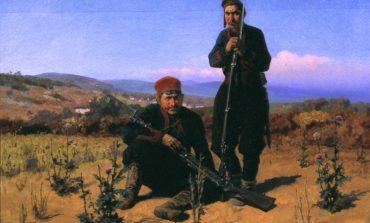 «Поэт в живописи»: из коллекции Дальневосточного художественного музея