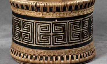 Орнаментальные элементы и мотивы в искусстве нанайцев