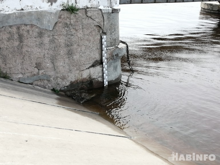 Большая вода идет: когда ждать гребень паводка в Хабаровске