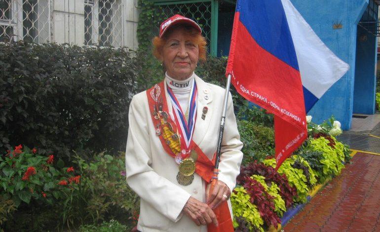 Мастер спорта с золотым значком ГТО: пенсионерка Раиса Быкова и её достижения