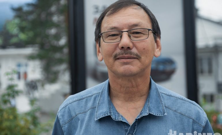 Мастер Иван Бельды представил свои работы в Хабаровске