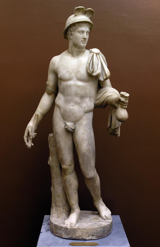 статуя гермеса 2