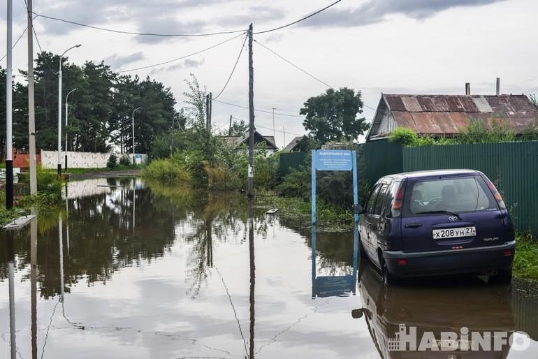 ситуация с паводком в хабаровске2