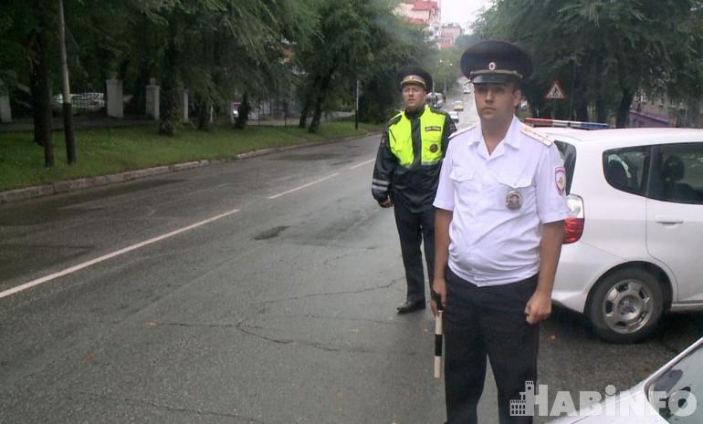 Современные светофоры установили на аварийных перекрёстках Хабаровска