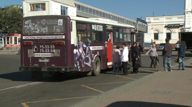 Запуск проекта «Социальная транспортная карта» в Хабаровске вновь откладывается
