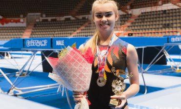 Взлеты и падения Чемпионата России по прыжкам на батуте в Хабаровске