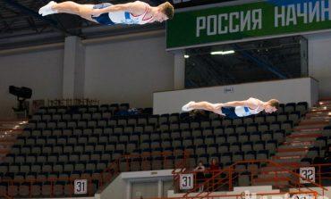 В полете за медалями: в Хабаровске проходит Чемпионат России по прыжкам на батуте