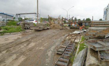 Очистка дорог: грязь со строительных площадок раздражает автомобилистов