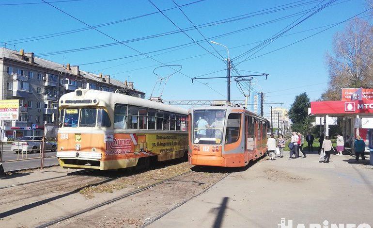 Москва намерена подарить Хабаровску десять трамваев