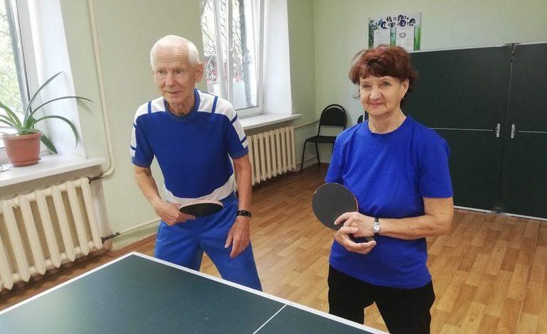 Настольный теннис для хабаровчан как способ продлить молодость