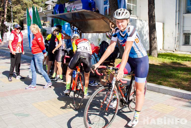 Чемпионат и кубок России по велоспорту впервые прошел в Хабаровске