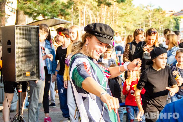 Энергия молодых: фестиваль уличной культуры объединил творческую молодёжь в Хабаровске