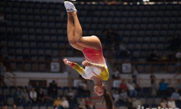 Сборная России обошла соперников на домашнем этапе Кубка мира по прыжкам на батуте