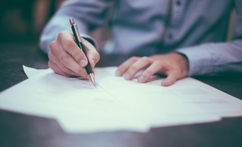 Как избежать ошибок при заключении договора
