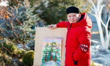 Рисовать как Ван Гог: юный художник о том, как иллюстрировал книгу дальневосточного писателя