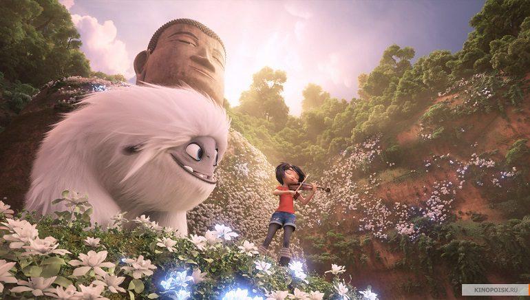 «Эверест» и ещё четыре трёхмерных мультфильма осени 2019 года