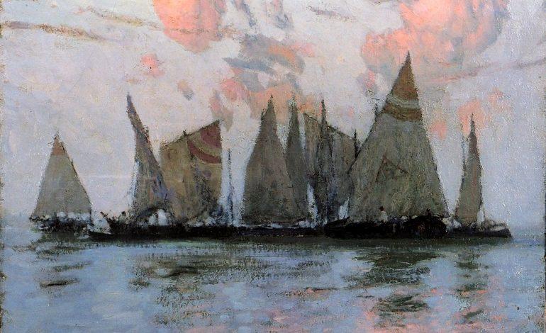 Морские пейзажи русских художников в коллекции Дальневосточного художественного музея